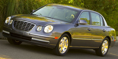 Sell My Kia Amanti to Leading Kia Buyer | webuyanycar.com