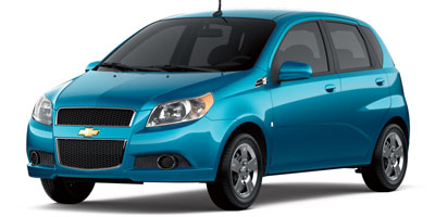 Sell My Chevrolet Aveo To Leading Chevrolet Buyer
