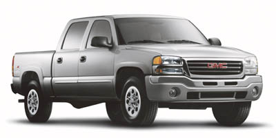 2006 GMC Sierra 1500 HD